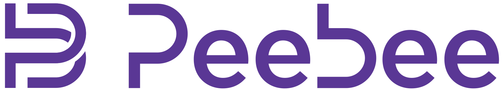 peebee logo